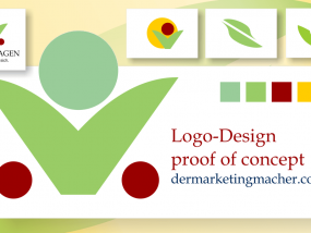 Modernes Logo Design - Spa und Massagen