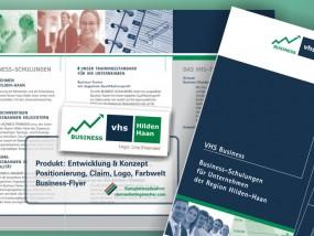 Komplett-Realisation: Positionierung und Präsentation von Business-Schulungen